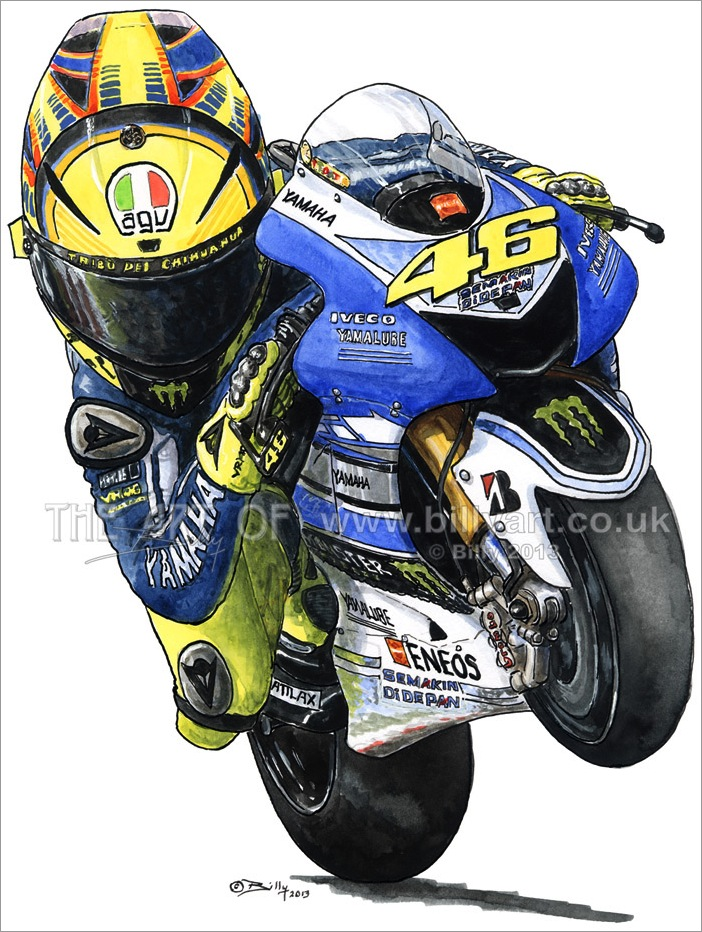 Valentino Rossi The Doctor 2014